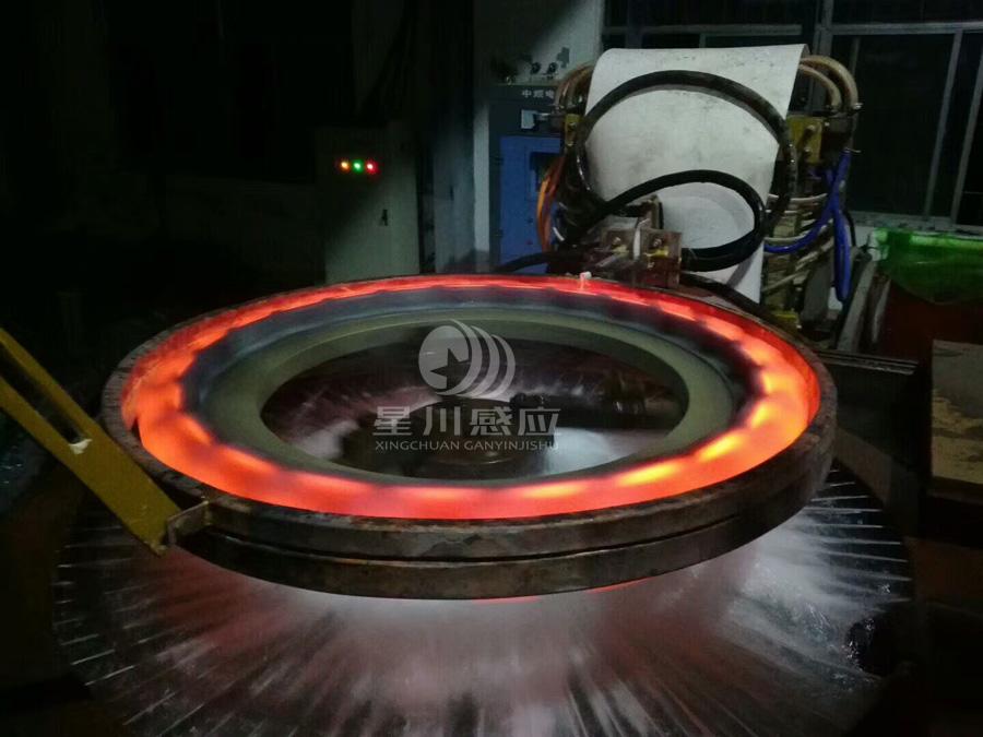 大型齿轮淬火